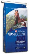 omolene100bag e1332453832363 Horse Feeds