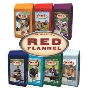web red flannel Pet Food Loyalty Programs
