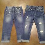 Miss Me capris 150x150 New Miss Me Jeans, Capris & Shorts!
