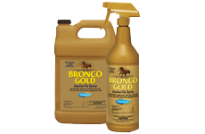 BroncoGold New Product: Bronco Gold Fly Spray