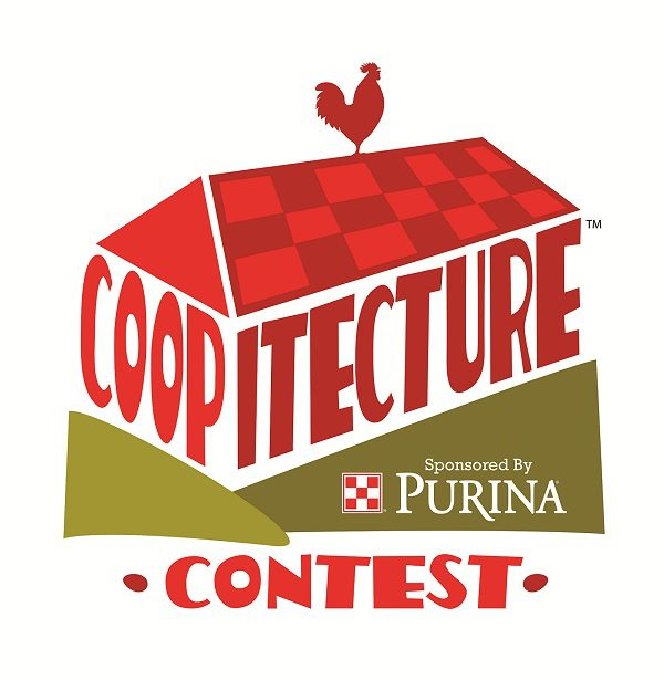 coopitecture contest Enter to Win $500 and 480 Pounds of Layena Poultry Feed