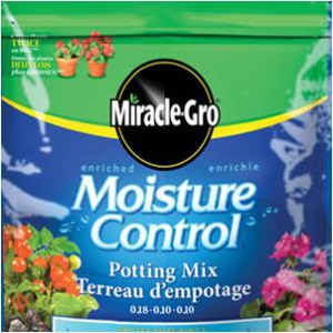 miraclegromoisturecontrolsquare 300x300 Weekly Special: Miracle Gro Moisture Control Potting Mix (2 cubic feet)