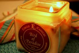 circle e candle Mothers Day Special