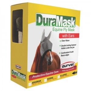 Durvet Duramask Fly Mask with Ears 300x300 10% Off  All Fly Masks