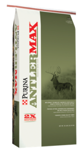 AntlerMax Mockup Deer 158x300 6 Ways to Attract Deer to Your Feeder
