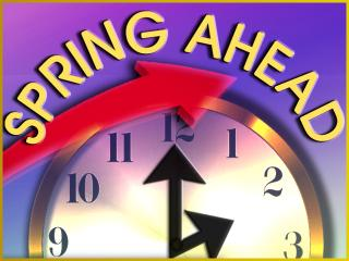 daylight saving time spring forward ky3 Dont forget to spring forward