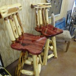 DSC00032 150x150 NEW Cedar Bar Stools