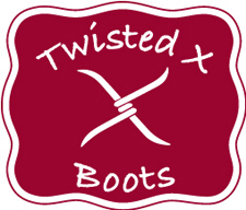 TwistedX Logo Twisted X Shoes are Here