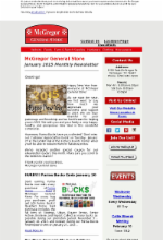 newsletter thumbnail 2015 Newsletters
