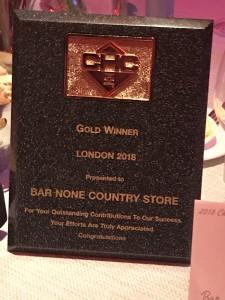 London Purina award 1 e1524762123309 225x300 Thank You! We are a Purina Gold Award Winner!