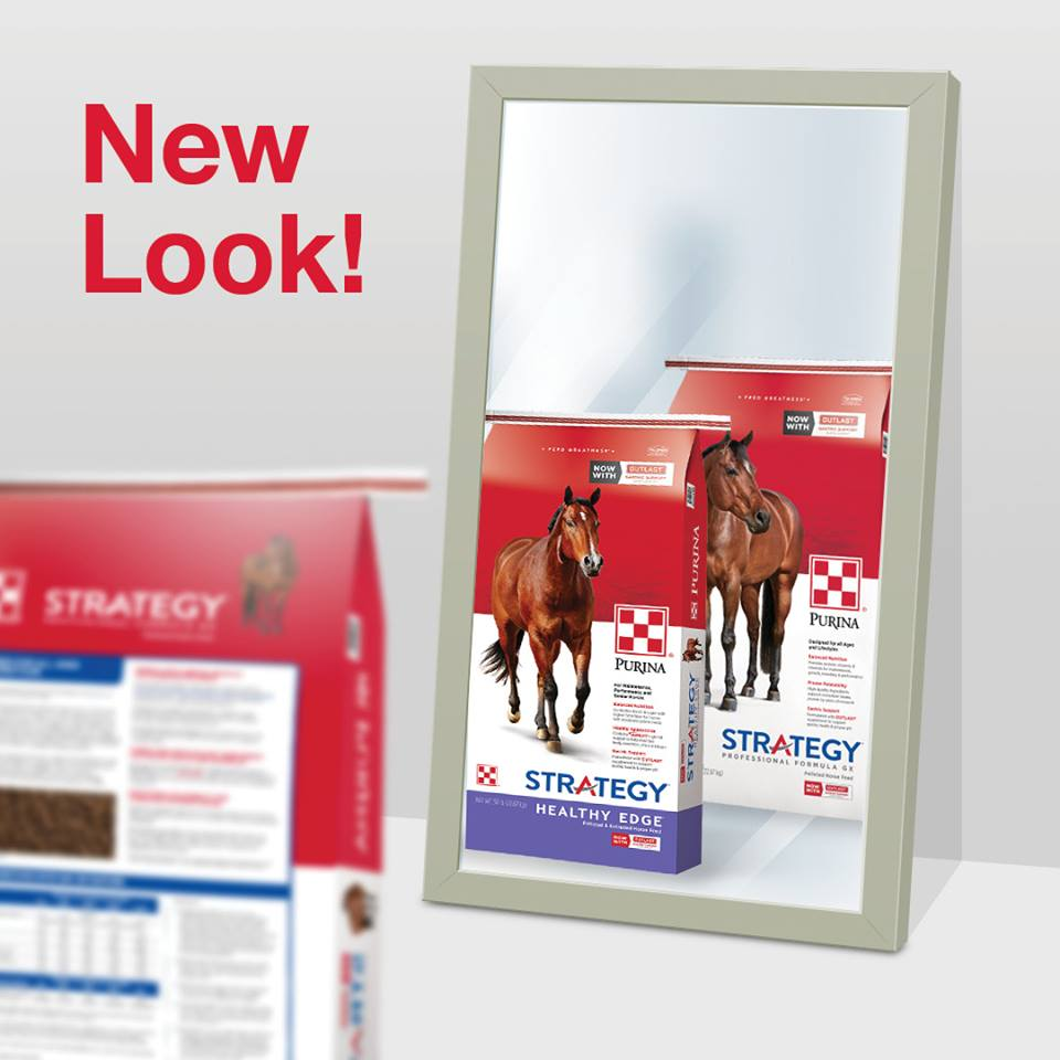 new purina strategy New Look, Improved Purina Strategy