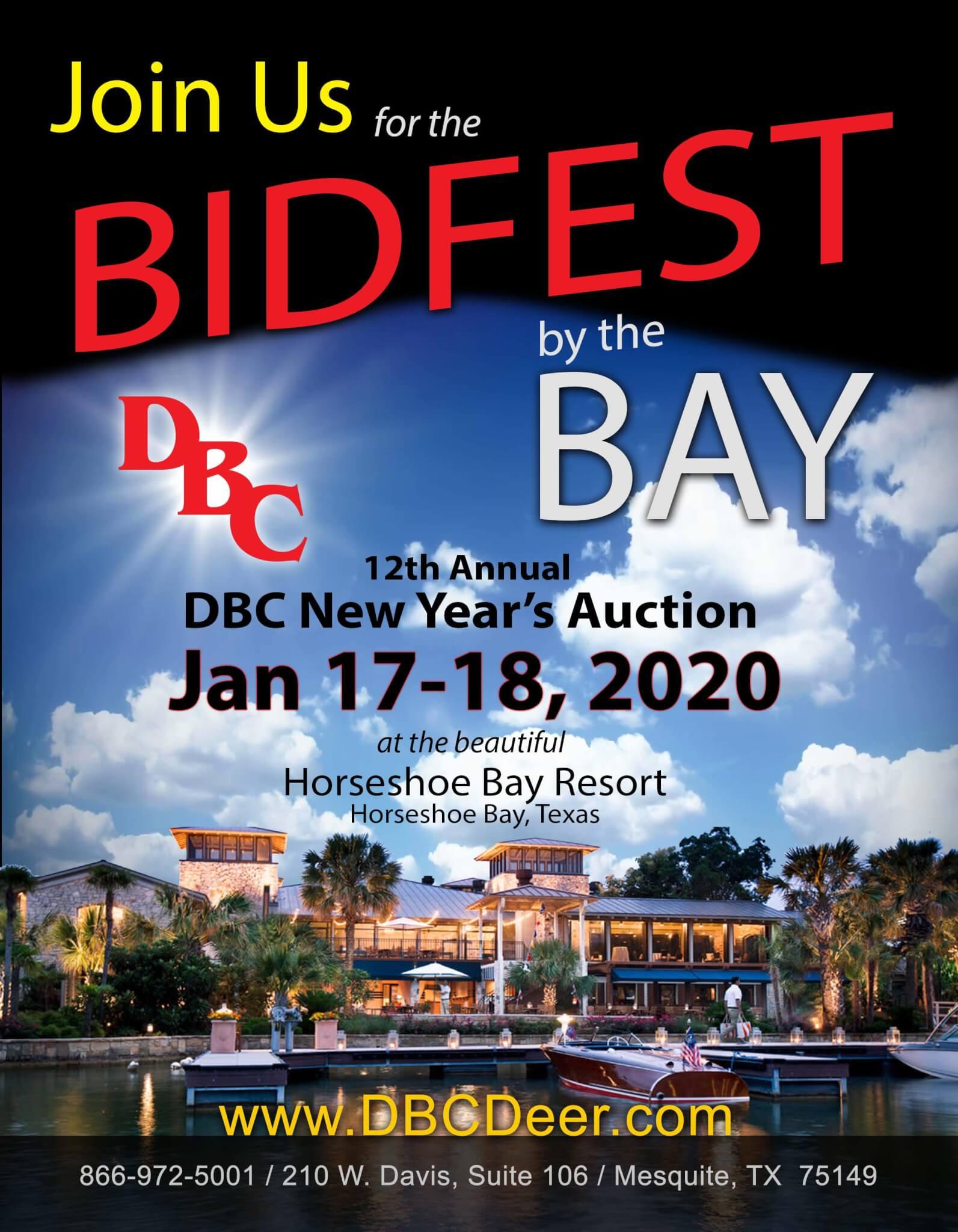 deer breeders corp new years auction dbc
