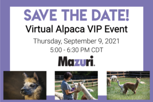alpaca llama online event mazuri feed purina